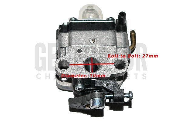 Gas Carburetor Carb For Redmax TR2350S Brush Cutter Trimmer CHT220 Hedge Trimmer image 2