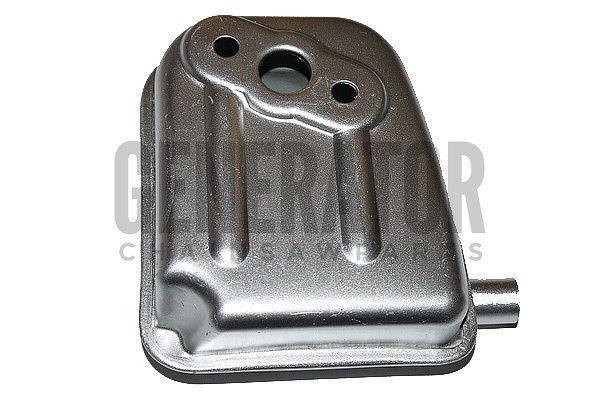 Muffler Exhaust Pipe Motor Parts For Robin PKV101 PKV110 Centrifugal Pumps