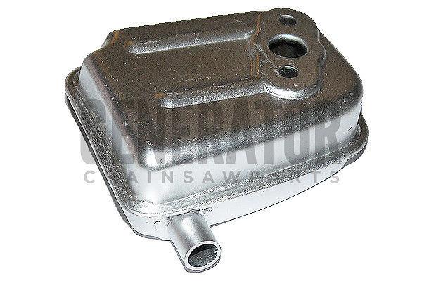 Muffler Exhaust Pipe Motor Parts For Robin PKV101 PKV110 Centrifugal Pumps image 2