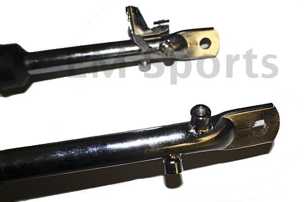 Dirt Pit Bike Front Fork Suspension Shock Coolster Part