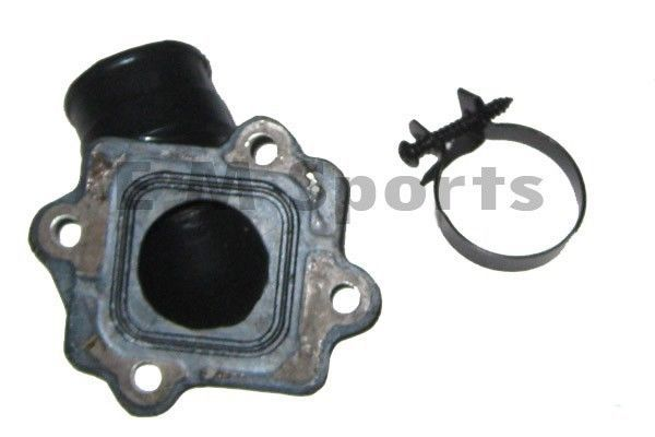 Carburetor Intake Manifold Part For 50cc Atv and 50 similar