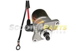 2 Stroke Atv Quad Go Kart 4 Wheeler 50cc 90cc 110cc Motor Electric Starter Parts - $54.40