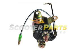 Solenoid Relay Go Kart Trail Master Tbm50 A Gk50 Gk163 Mini Gk 1 Gk 2 5.5 Hp 6.5 Hp - $21.73