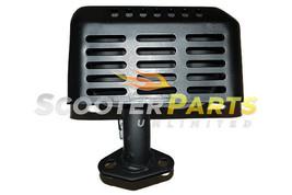 Muffler Exhaust Motor Part For Go Kart Buggy TrailMaster MID XRS XRX 168... - $32.62