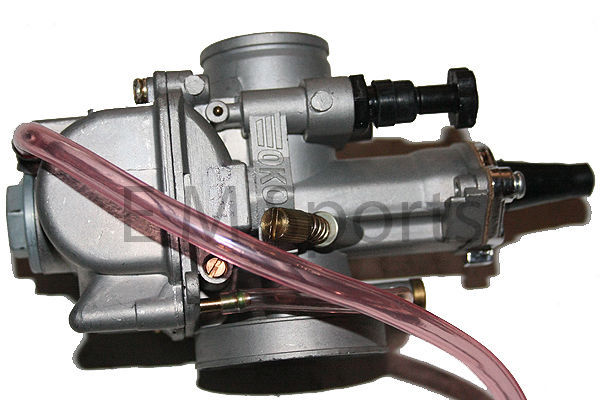 Performance KOSO Carburetor w Jets 26mm Atv Quad 4 Wheeler Dinli Dino 50 JP 50