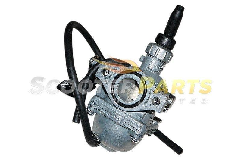 HP Mikuni Carburetor For 70cc SSR Motorsports SR70 SR70C 19mm Dirt Pit Bikes