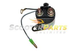 Solenoid Relay Parts For Baja WR96 WR200 CARBON Mini Baja Mini Bikes 5.5HP 6.5HP - $24.70