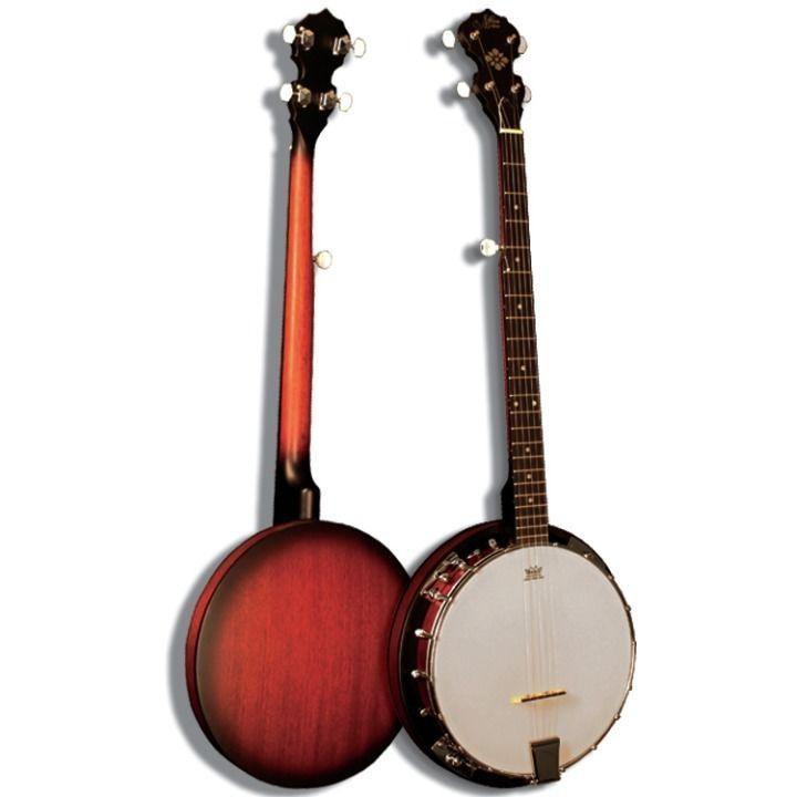 Rocky Top by Morgan Monroe 18 Bracket Banjo 5 String Banjo FREE SETUP!