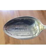 Old THE ARMORY JESRSEY CITY NJ Gorham Sterling Silver Souvenir Spoon New... - $29.00