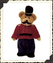 "Boyds Bear ""Harry B. Nutcracker"" #94598POG  14"" POG Exclusive Bear-2002-... - $39.99"