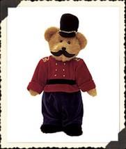 "Boyds Bear ""Harry B. Nutcracker"" #94598POG  14"" POG Exclusive Bear-2002-... - $39.99"