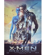 X-MEN Days Of Future Past Movie Poster - $9.99