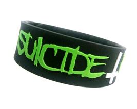 Suicide Silence Bracelet Wristband - $9.99