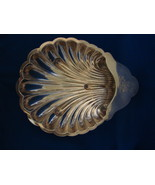 E.G.  Webster  Shell Shaped Footed Bowl ca. 1960 - $15.49