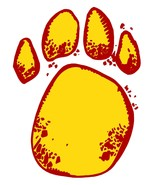Yellow Paw-Digital Download-ClipArt-ArtClip-Dig... - $3.00