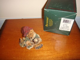 Boyds Bearstone Elgin The Elf Bear #2236 - $14.99
