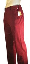Haggar Men's Dark Red Original Chino Pants - $32.00