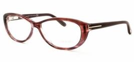 New Tom Ford Woman TF5226 TF5226 068 Optical Eyeglass Frames 54-13-130 S... - $74.04
