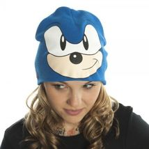 Sonic The Hedgehog: Sonic Knit Winter Beanie Brand NEW! - $23.99