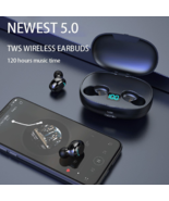 TWS Wireless Bluetooth Headset 5.0 Headphones - $39.81