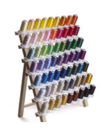 SIMTHREAD 63 Brother Colors Polyester Embroidery Machine Thread Kit  - $47.99