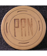 """1950's Pan Casino Chip From: """"The Harolds Club""""- (sku#2944) - $3.69"""