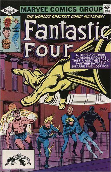 Marvel FANTASTIC FOUR (1961 Series) #241 VF/NM