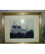 Unmark  Mannison Wall Art Picture In Gold Frame - $39.00