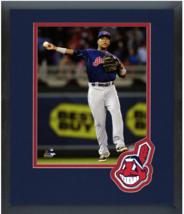 Jose Ramirez 2014 Cleveland Indians - 11 x 14 Team Logo Matted/Framed Photo - $42.95