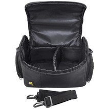 Deluxe Carrying Case Bag For Sony Alpha A450 A3... - $11.99