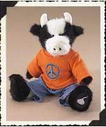 "Boyds Bears ""Lovin Kisses"" 10"" Hershey® Exclusive Cow #94223HE- NWT-2005... - $29.99"