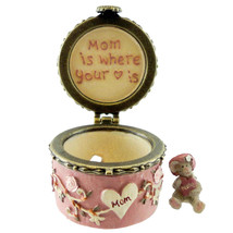 "Boyds Treasure Box ""Martha Mae's Hat Box w/Rosie McNibble"" #4013453- 1E-... - $24.99"