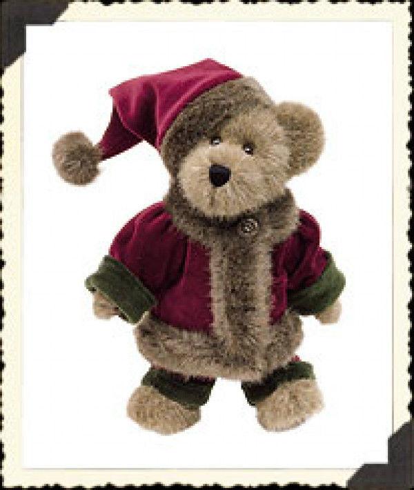 "Boyds Bears ""Mr. Baybeary"" 10"" Plush Bear-  #917314- NWT -2000 - Retired"