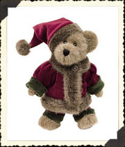 "Boyds Bears ""Mr. Baybeary"" 10"" Plush Bear-  #917314- NWT -2000 - Retired - $24.99"