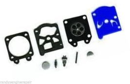 K26 Wat Walbro Carburetor Repair Rebuild Kit Model List - $17.99