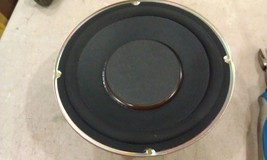 "9X76 SONY SPEAKER, 200MM, 3 OHM, 8"" X 3-3/4"", TESTS OK, VERY GOOD CONDITION - $26.82 CAD"