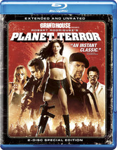 Planet Terror (Blu-ray/Ws/Eng-Sp-Sub)