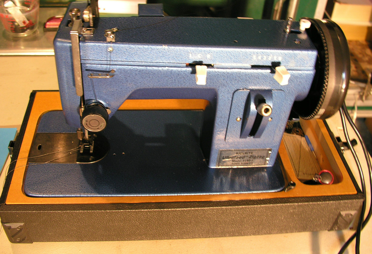 sailrite sewing machine used