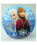 Disney Frozen Round Bean Bag Chair Princess Elsa Anna Girls Play Game to... - $29.99