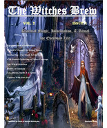 The Witch's Brew, Vol 2, Issue 4 (Printed Edition 2014) - $14.95