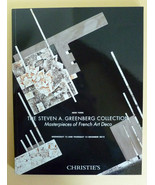 "Christie's ""The Steven Greenberg Collection "" Masterpieces of French Art... - $32.00"