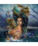 Latina Mermaid ~ Haunted Sensational Seductive & Spirited – Pearl Necklace  - $99.95