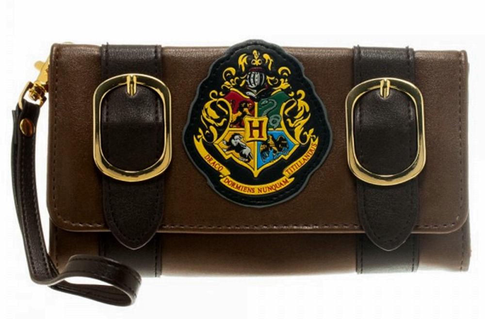 Harry Potter Satchel Fold Wallet NEW! - $22.99