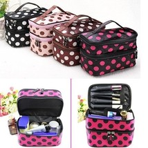 Women's Travel Cosmetic Make Up Bag Toiletry Ca... - $14.99