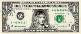 STEVIE NICKS - Real Dollar Bill Cash Money Collectible Memorabilia Celeb... - $7.77