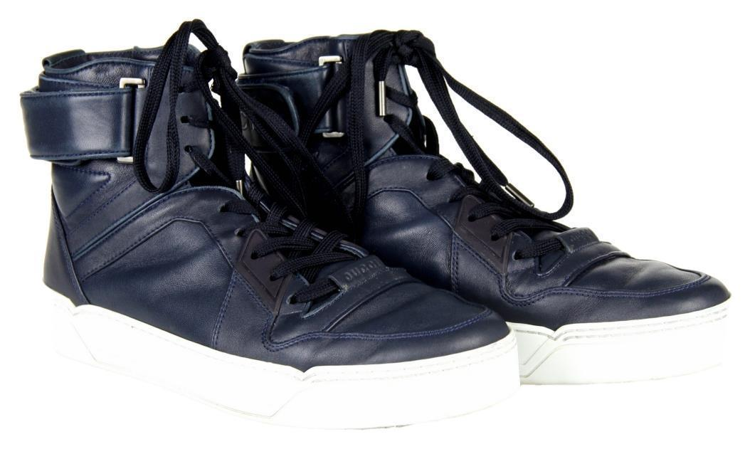 217daa1c2f7 Gucci Men S Basketball High Top Sneakers and 50 similar items. S l1600