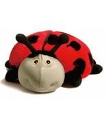 Zoobie pets Zubipettsu stuffed blanket Ladybug (ZP504) - $68.67