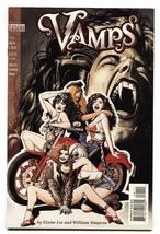 Vamps #1 First issue-DC Vertigo-1994 comic book - $22.70