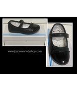 Carter's Dress Shoes Girl's Toddler 7M Black Slip On Adelina - $10.99