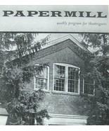 My Fair Lady Paper Mill Playhouse Program 1964 Michael Evans Margot Moser - $29.69